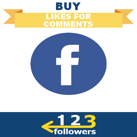 Buy Facebook Likes for Comments
