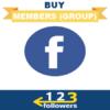 Buy Facebook Members for Group
