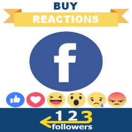 Buy Facebook Reactions