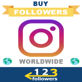 Buy International Instagram Followers