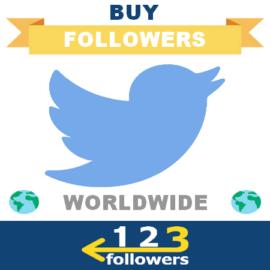 Buy International Twitter Followers
