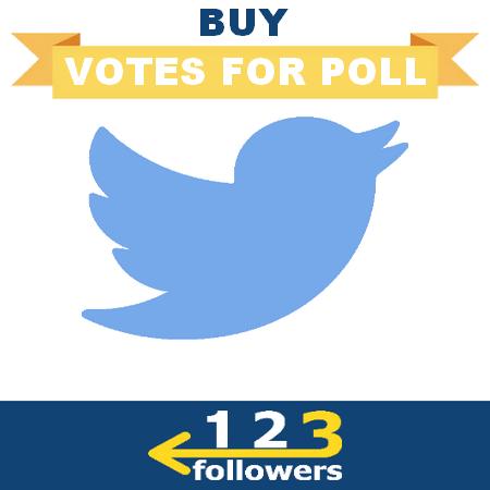 Buy Votes for Twitter Poll