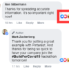 Facebook Comment Likes