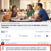 Facebook Post Comments
