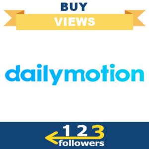 Buy Dailymotion Views