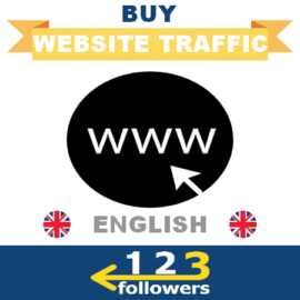 Buy English Traffic for Website