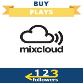 Buy Mixcloud Plays