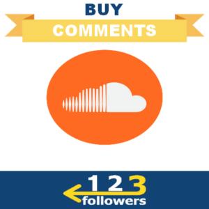 Buy Soundcloud Comments
