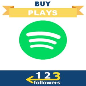 Buy Spotify Plays