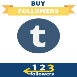 Buy Tumblr Followers